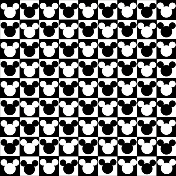 Vsr Imagenes Mickey Mouse Hd Images Free 599x600 Wallpaper Black And White