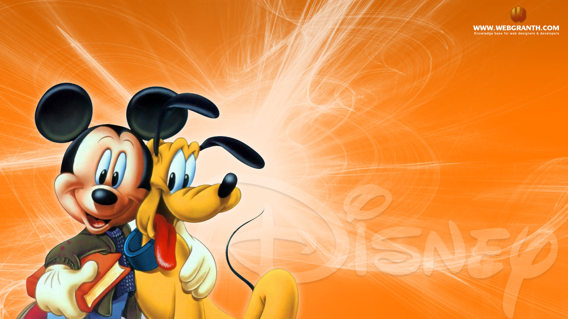 Cartoon Mickey Mouse Wallpaper For Iphone Free Wallpaper Download 1920x1080