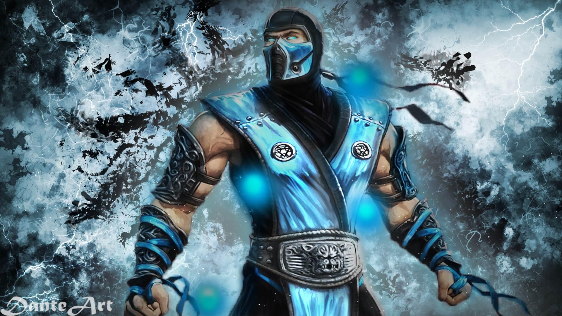 Mind Blowing Mortal Kombat Ermac Wallpaper Hd Teorg 1920x1080