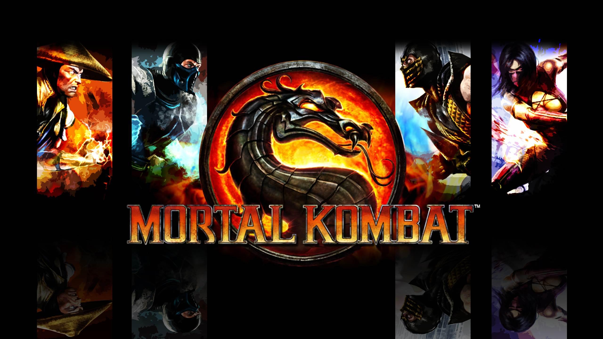 Mind Blowing Mortal Kombat Ermac Wallpaper Hd Teorg 2560x1440