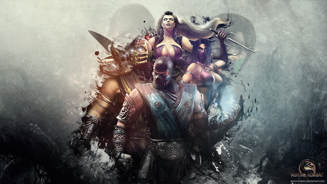 Mortal Kombat HD Animated Wallpaper Engine