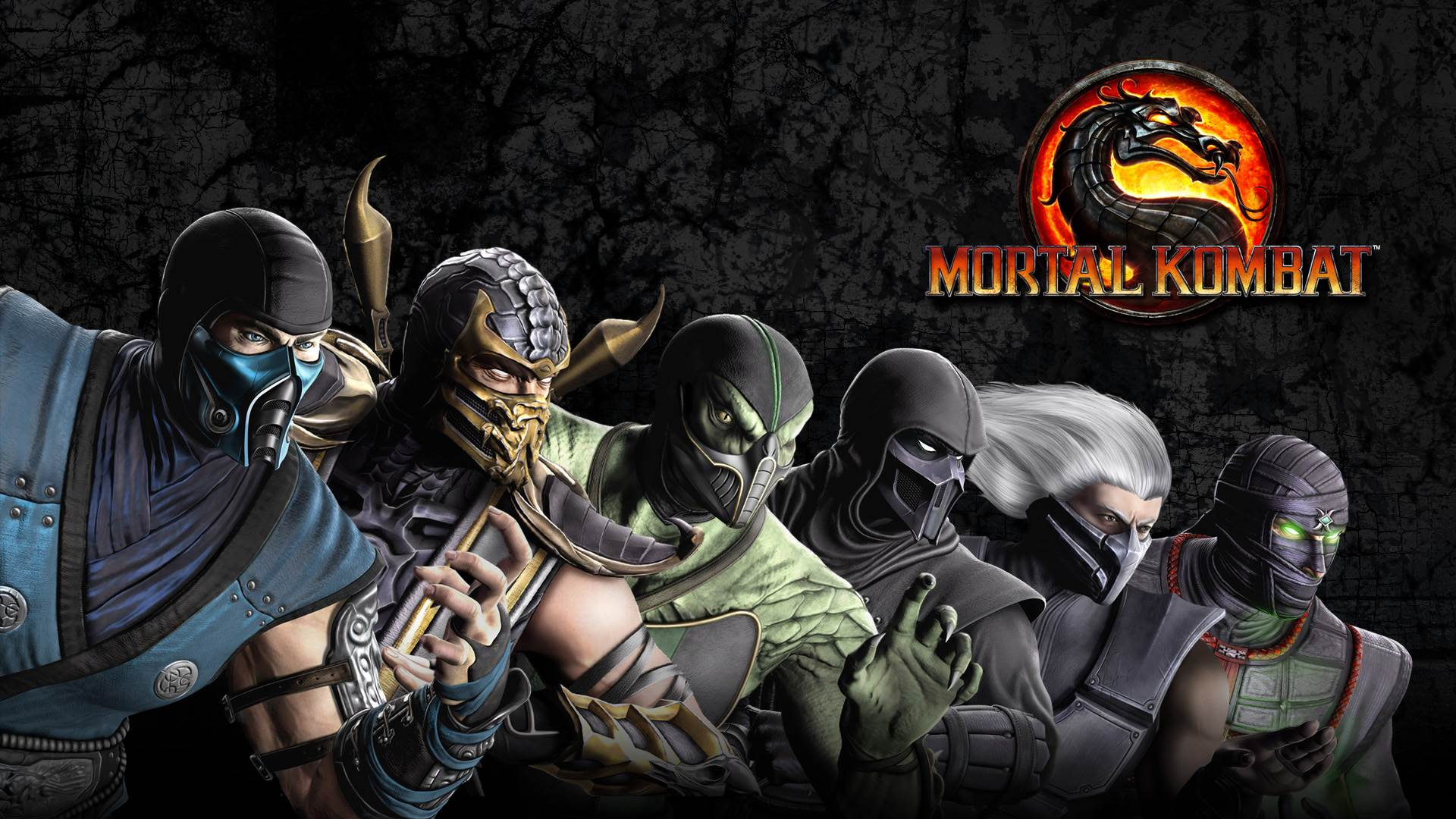 Mortal Kombat X HD Wallpapers  Backgrounds  Wallpaper  1920x1080