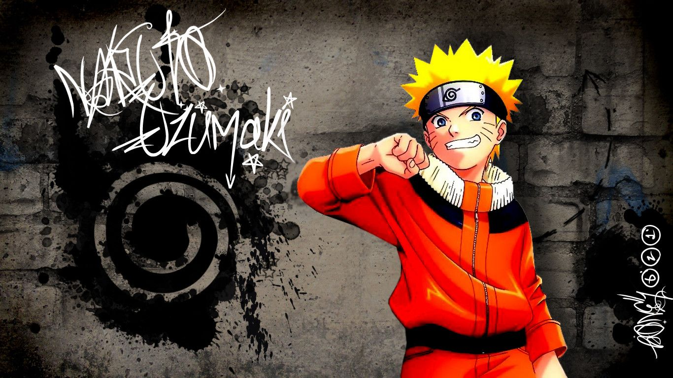 Naruto HD Wallpapers  Backgrounds  Wallpaper  1366x768