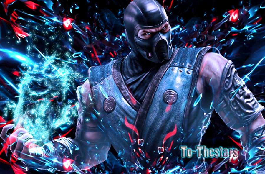 Mortal Kombat Scorpion Vs Sub Zero Wallpaper Sub Zero Wallpaper K