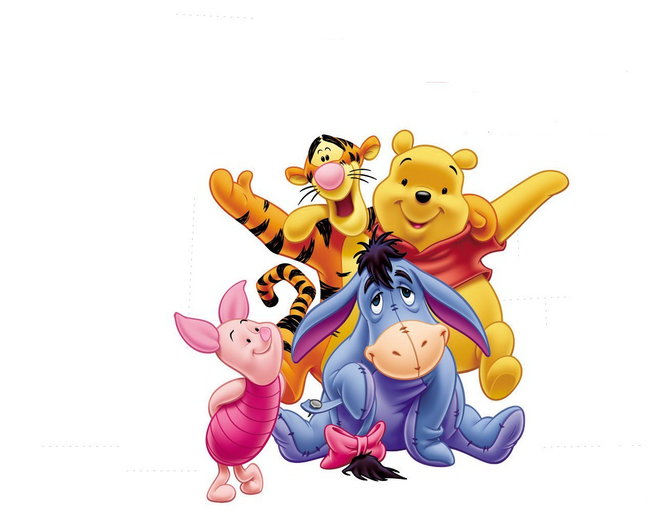 Imagenes de Winnie Pooh wallpaper: March  1280x1024
