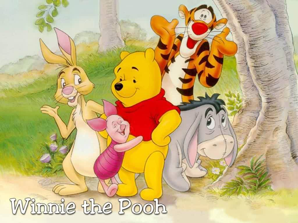 Winnie Pooh And Friends Imagenes Cartoon Winnie The Pooh Baby 1024x768