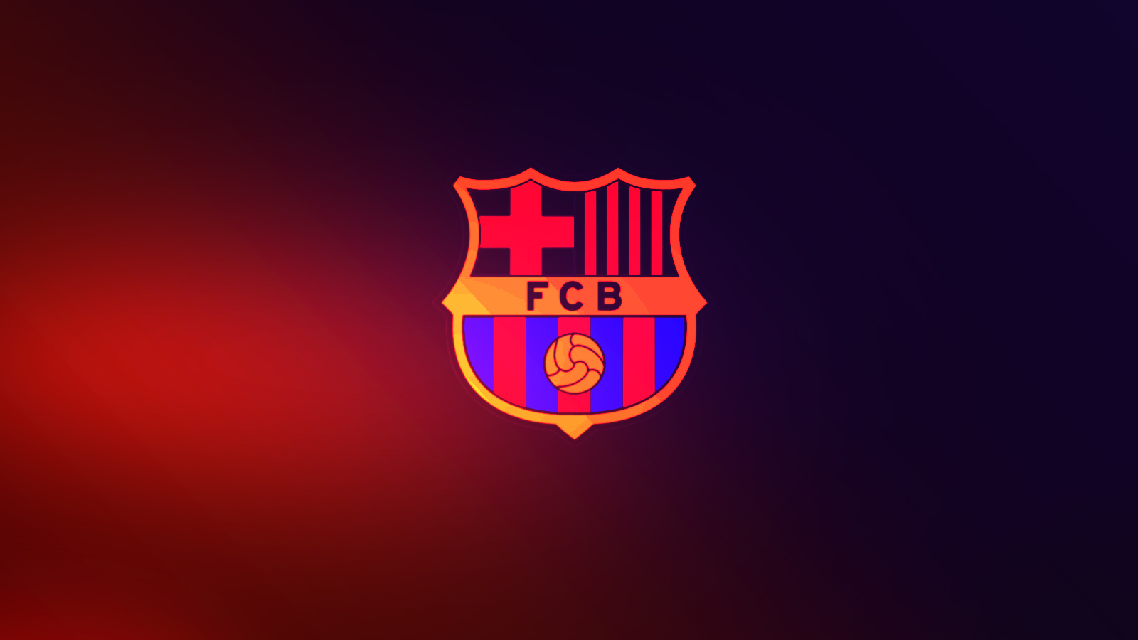 Fc Barcelona Logo Wallpapers Wallpaper 1600x900