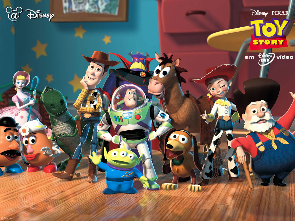 Toy Story Buzz Lightyear To Infinity And Beyond  CloudPix 1024x768