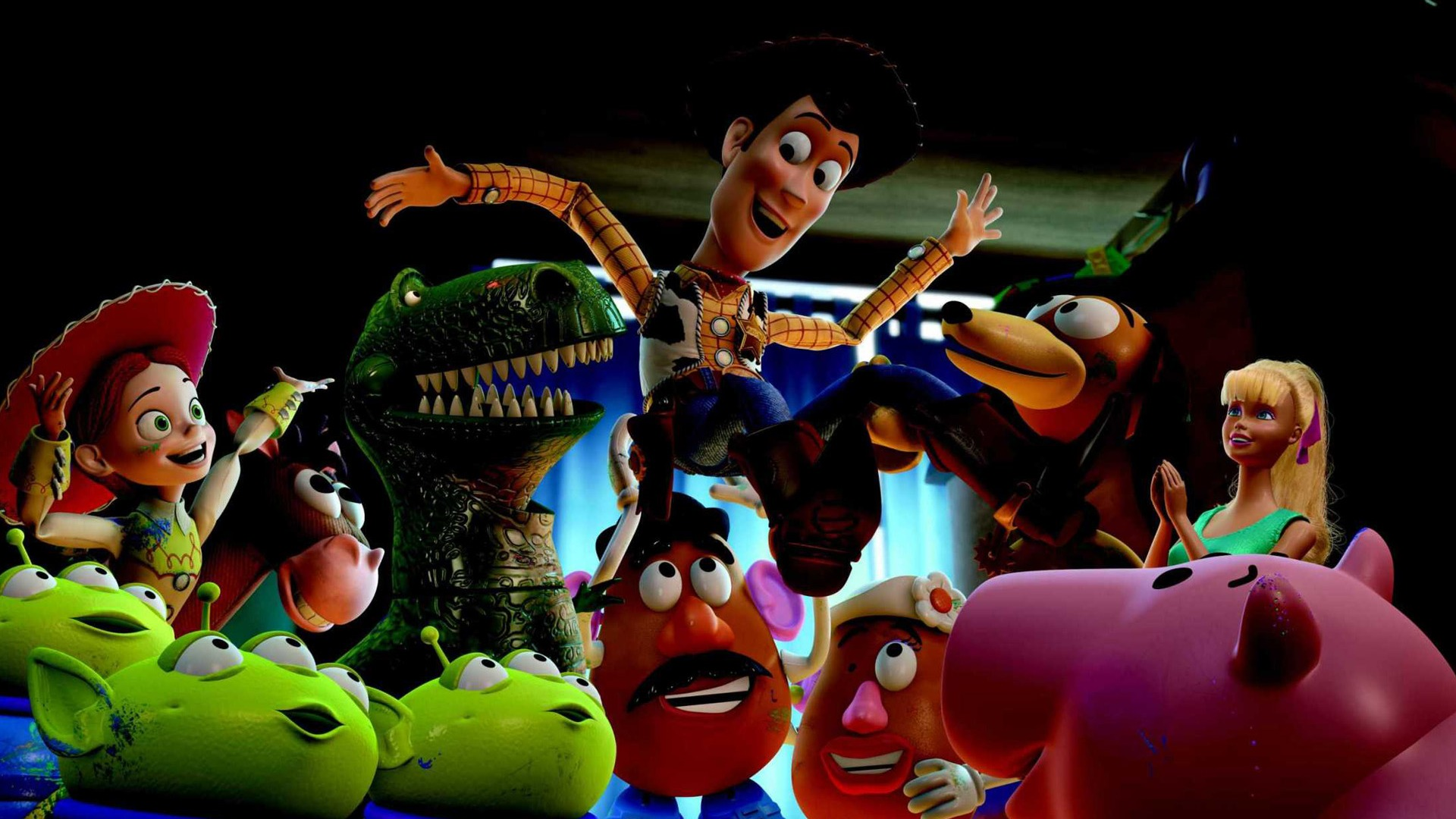 Toy Story Wallpaper  dwitongelu 1920x1080