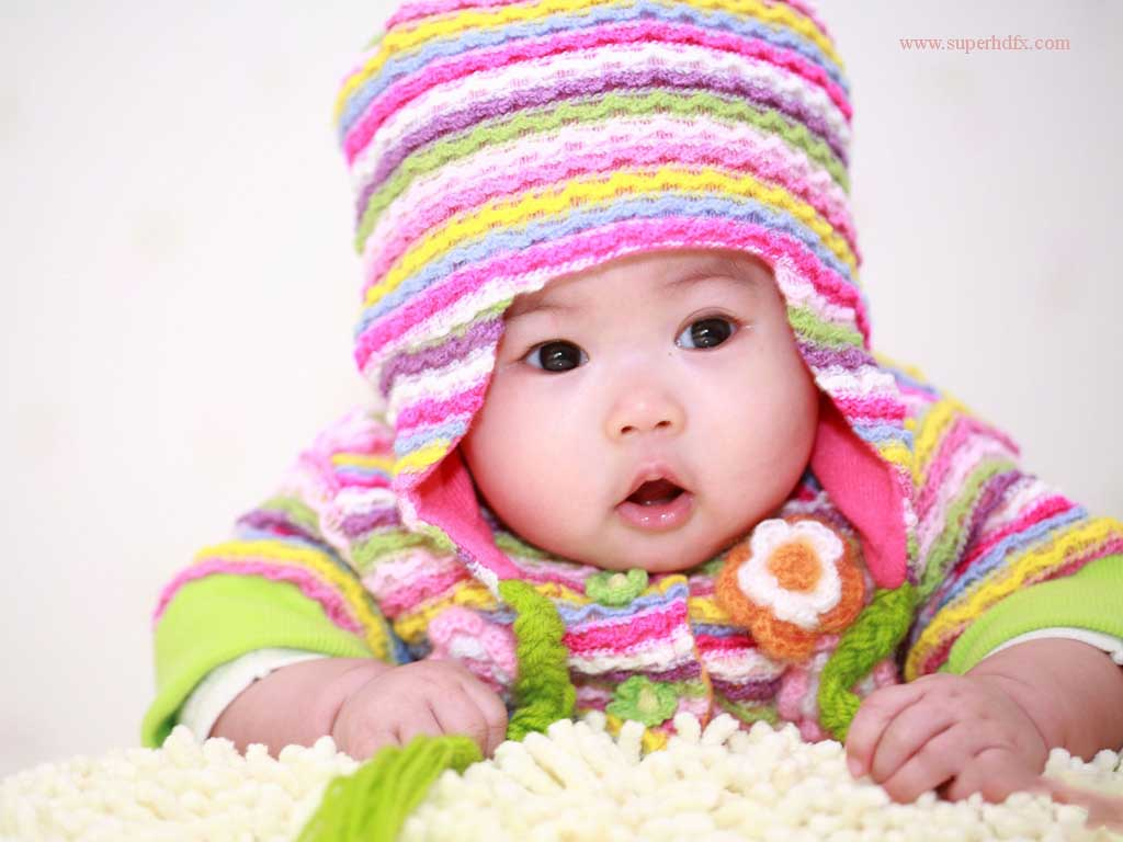 Collection of Babies Wallpapers on HDWallpapers 1024x768