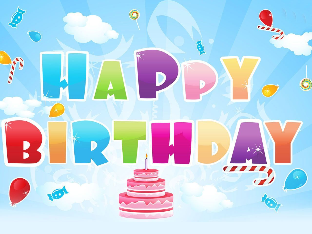 Wallpapers Happy Birthday  1280x960