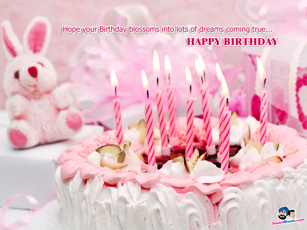 Happy Birthday Cake Wallpaper HD Download K Resolution 1024x768
