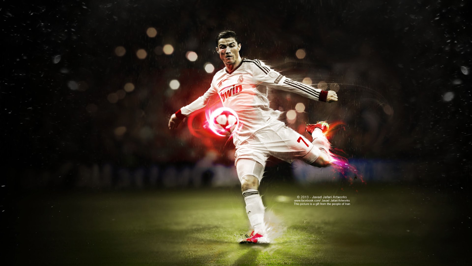 cristiano ronaldo wallpaper   Cristiano Ronaldo HD Wallpapers  CR Best Photos Sporteology 1920x1080