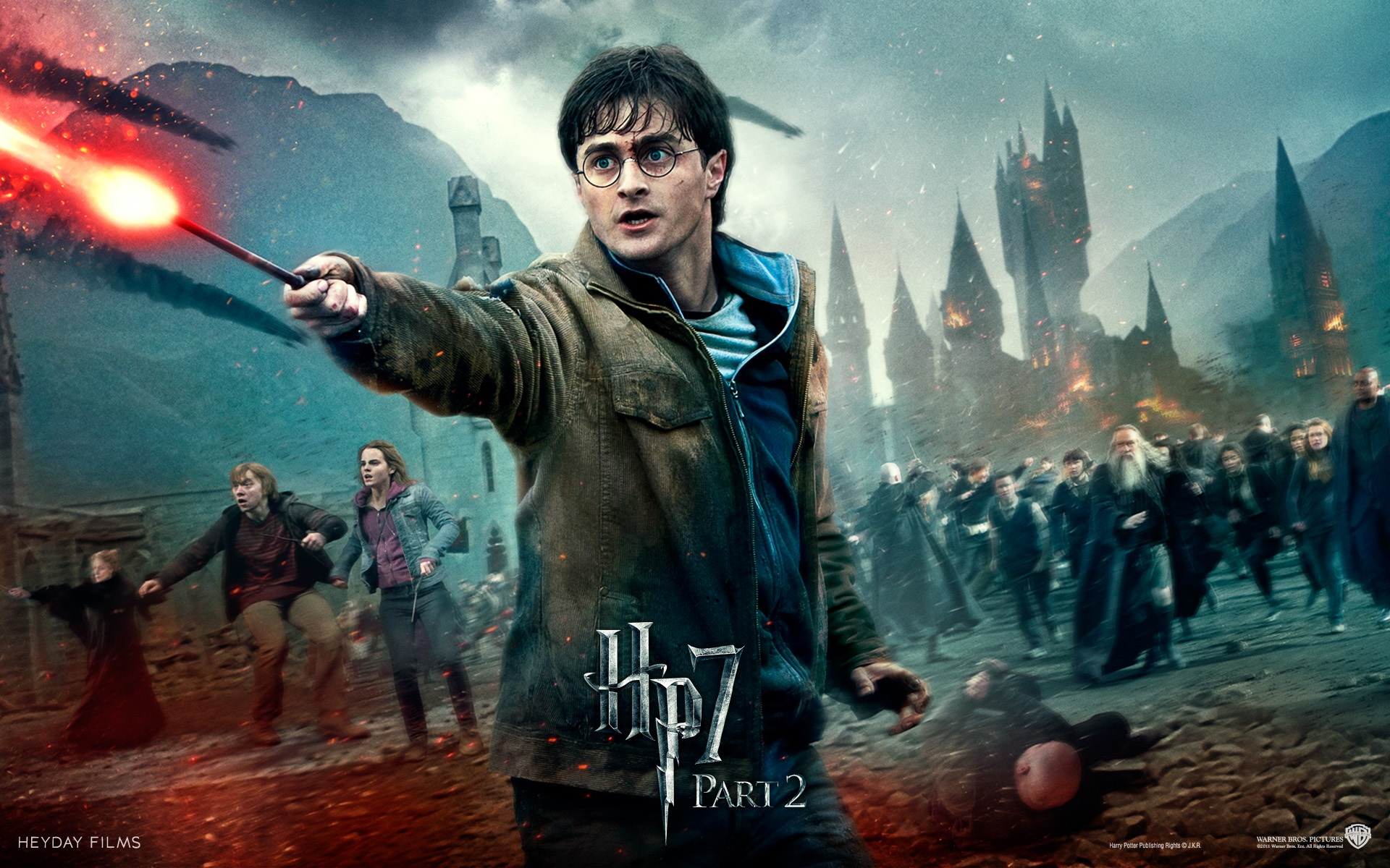 Harry Potter Desktop Backgrounds  Wallpaper  1920x1200