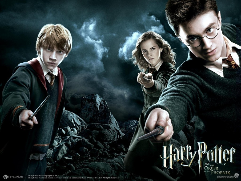 Harry Potter HD Wallpapers and Backgrounds 1024x768