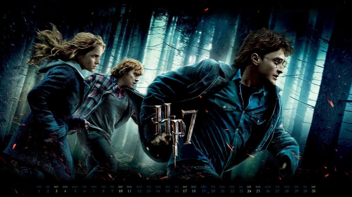 Wallpapers Of Harry Potter Group  1366x768
