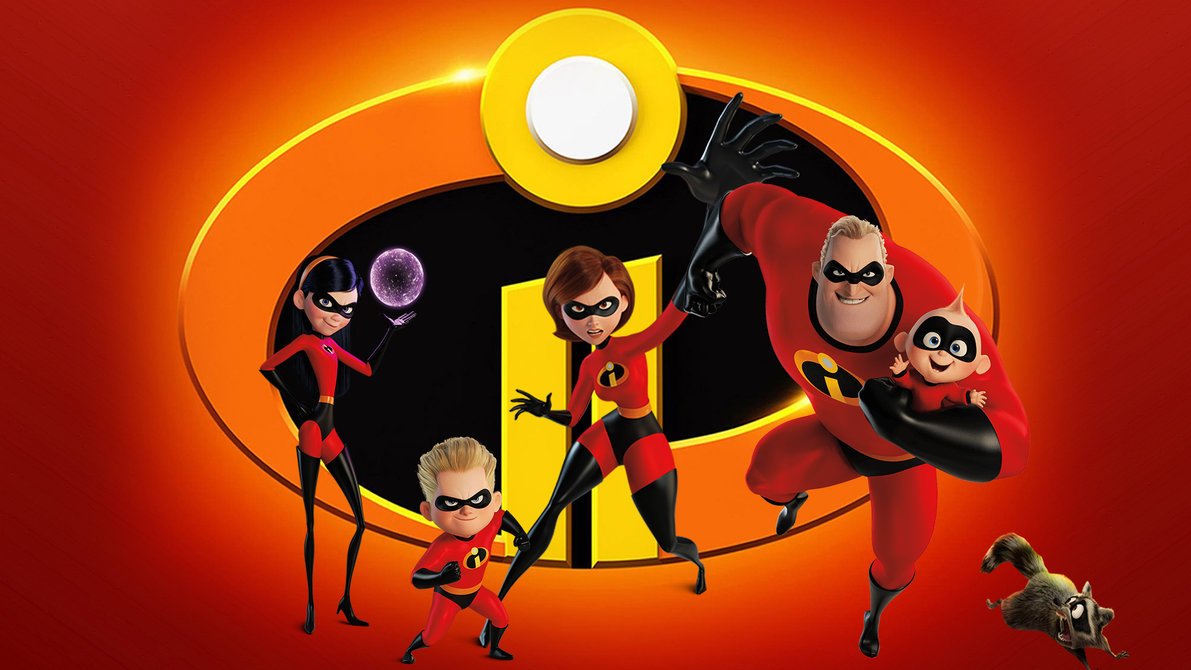 Incredibles Wallpaper by TheDarkMamba on