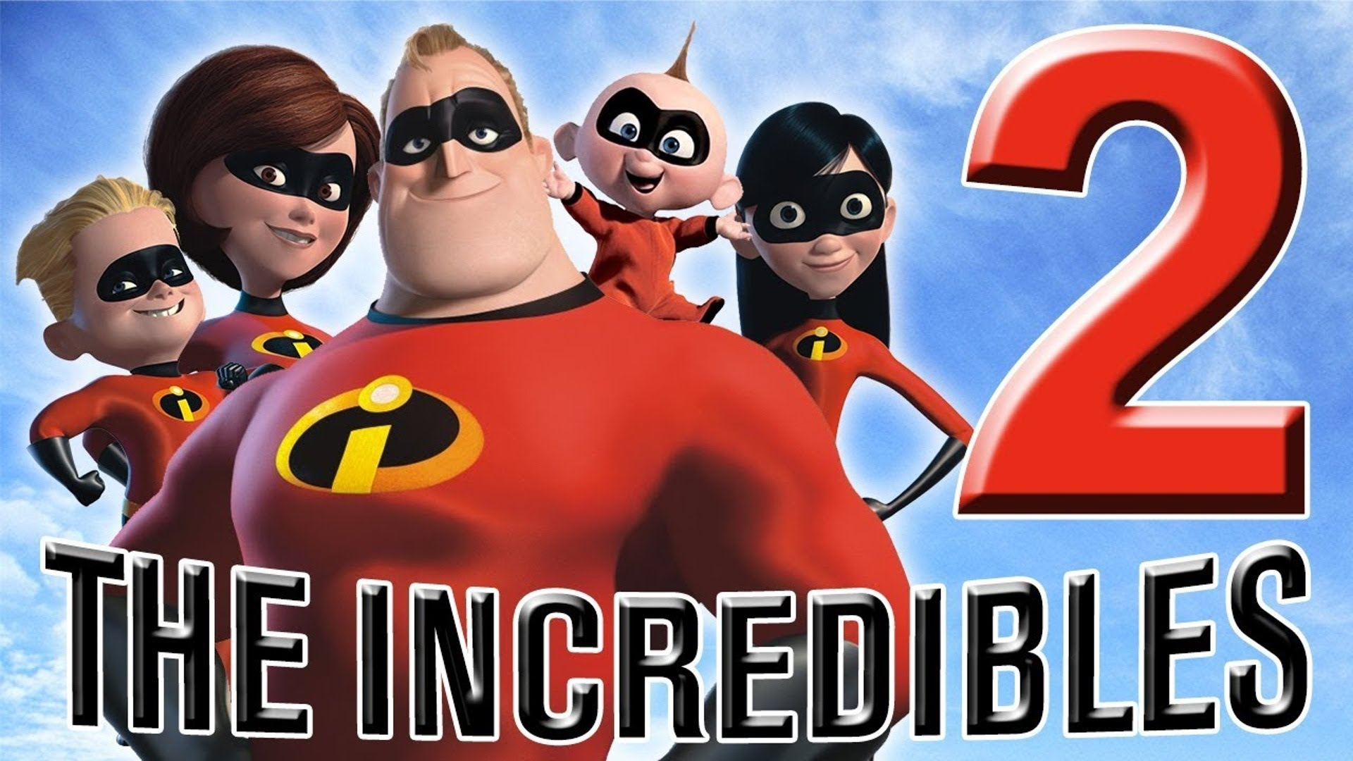 Brad Bird Reveals New Story Details For INCREDIBLES and Shows Off