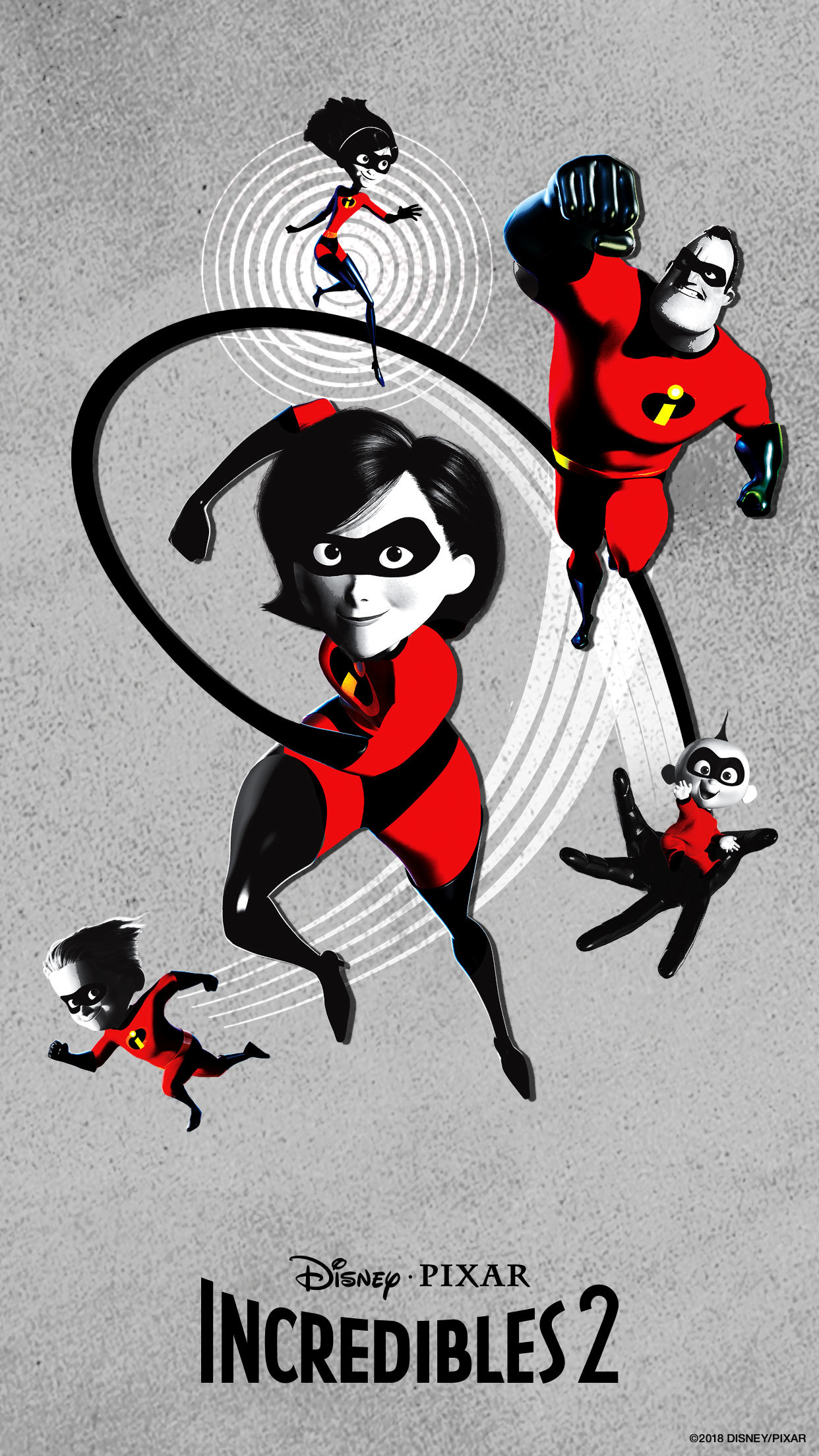 Incredibles backgrounds