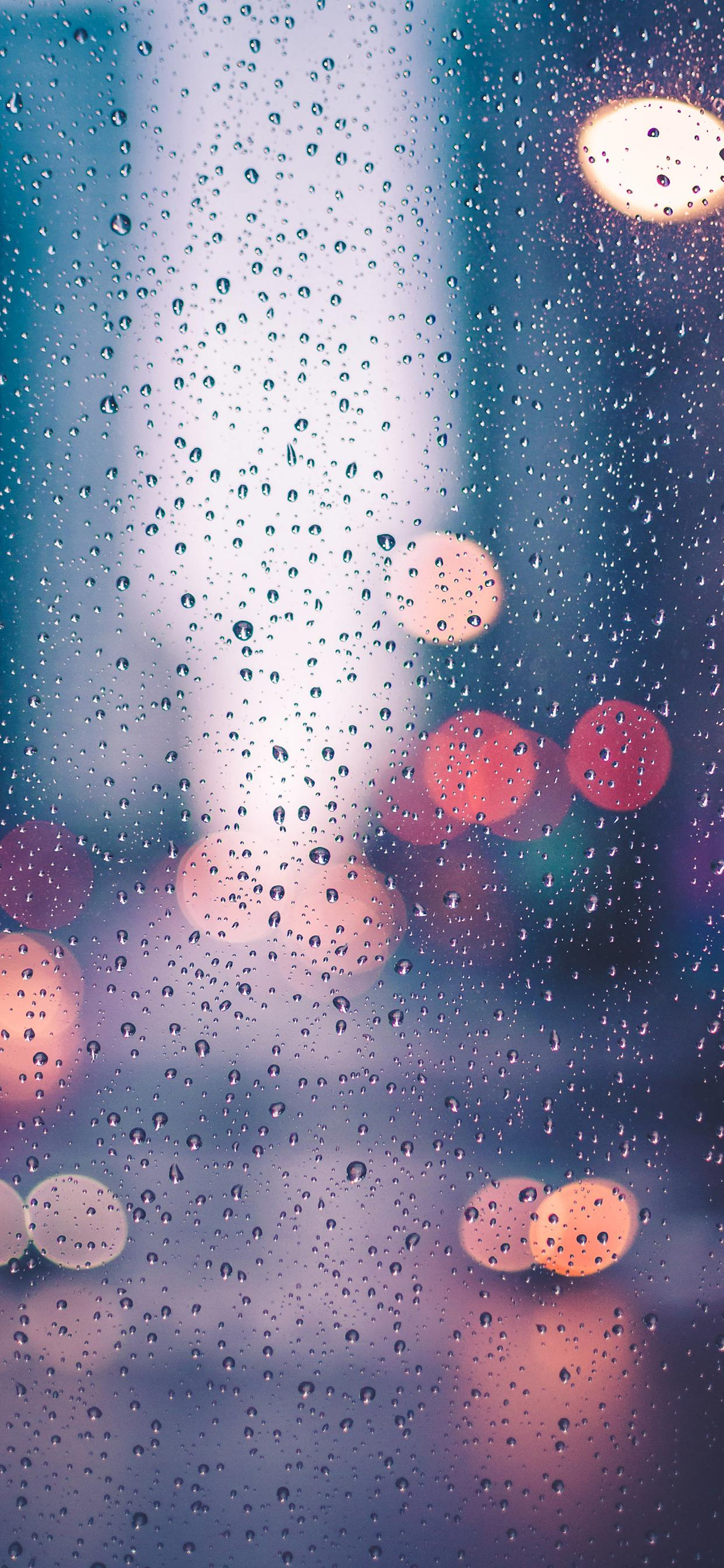 Rainy Window Wallpapers on