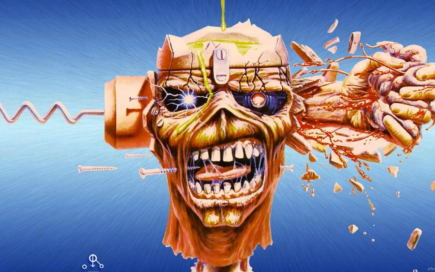 Iron Maiden HD Wallpapers Background Images Wallpaper