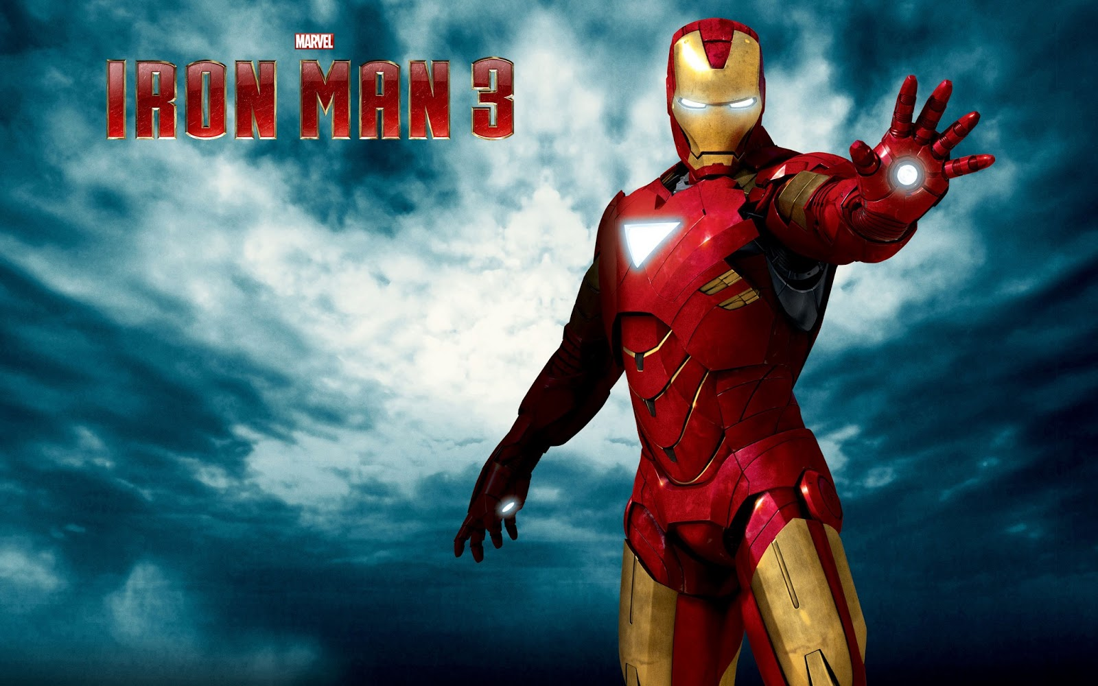 Iron Man Wallpapers Free Download 1600x1000