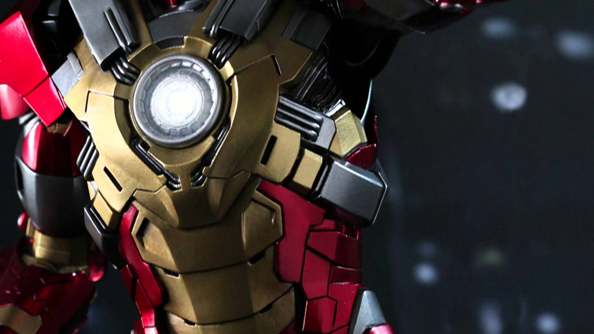 Iron Man Film HD desktop wallpaper : Widescreen : High 1920x1080
