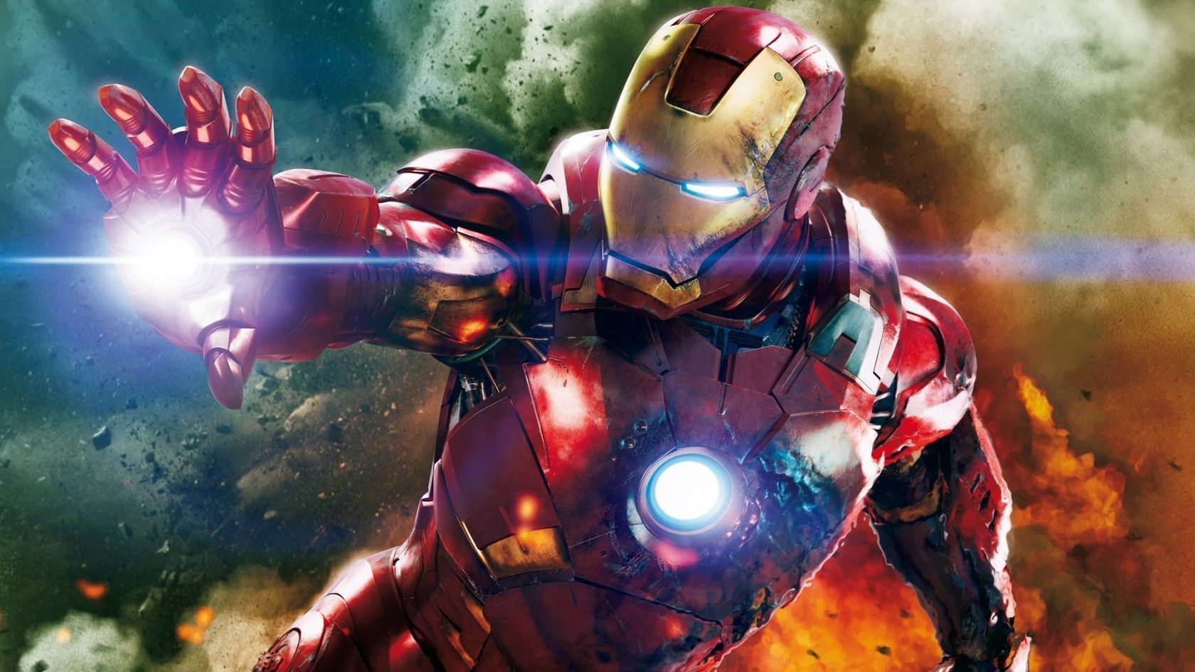 Iron Man HD Wallpapers and Backgrounds 1680x945