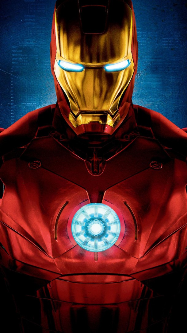 WallpapersWide  Iron Man Wallpapers For Free Download In HD 610x1084