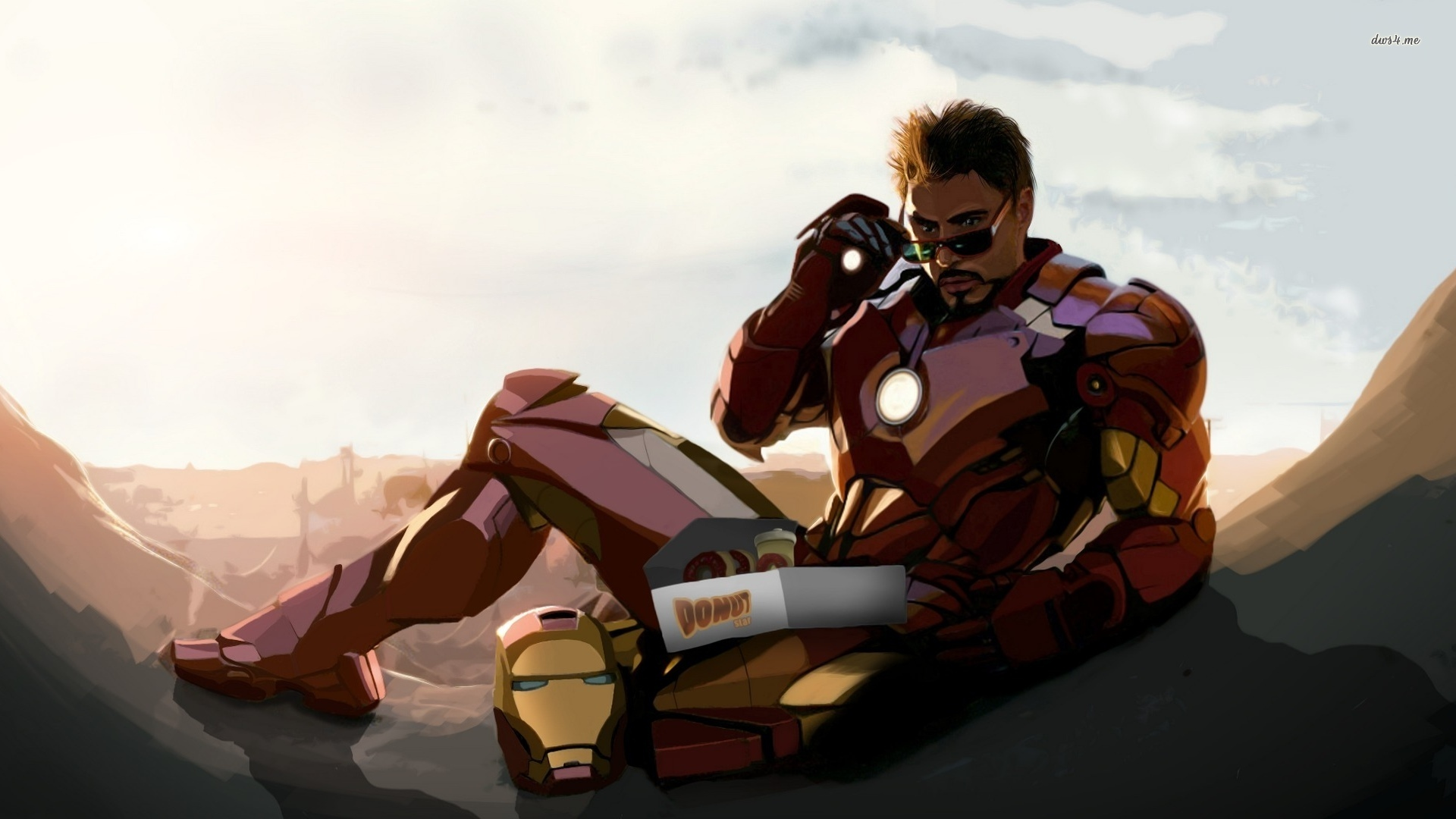 HD Wallpapers Iron Man Wallpaper  1920x1080