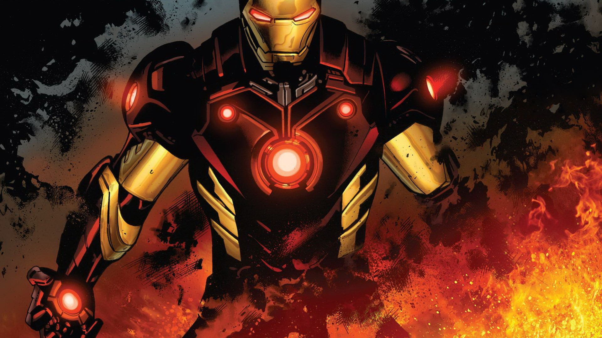 WallpapersWide  Iron Man HD Wallpapers  Backgrounds  Wallpaper Page  1920x1080