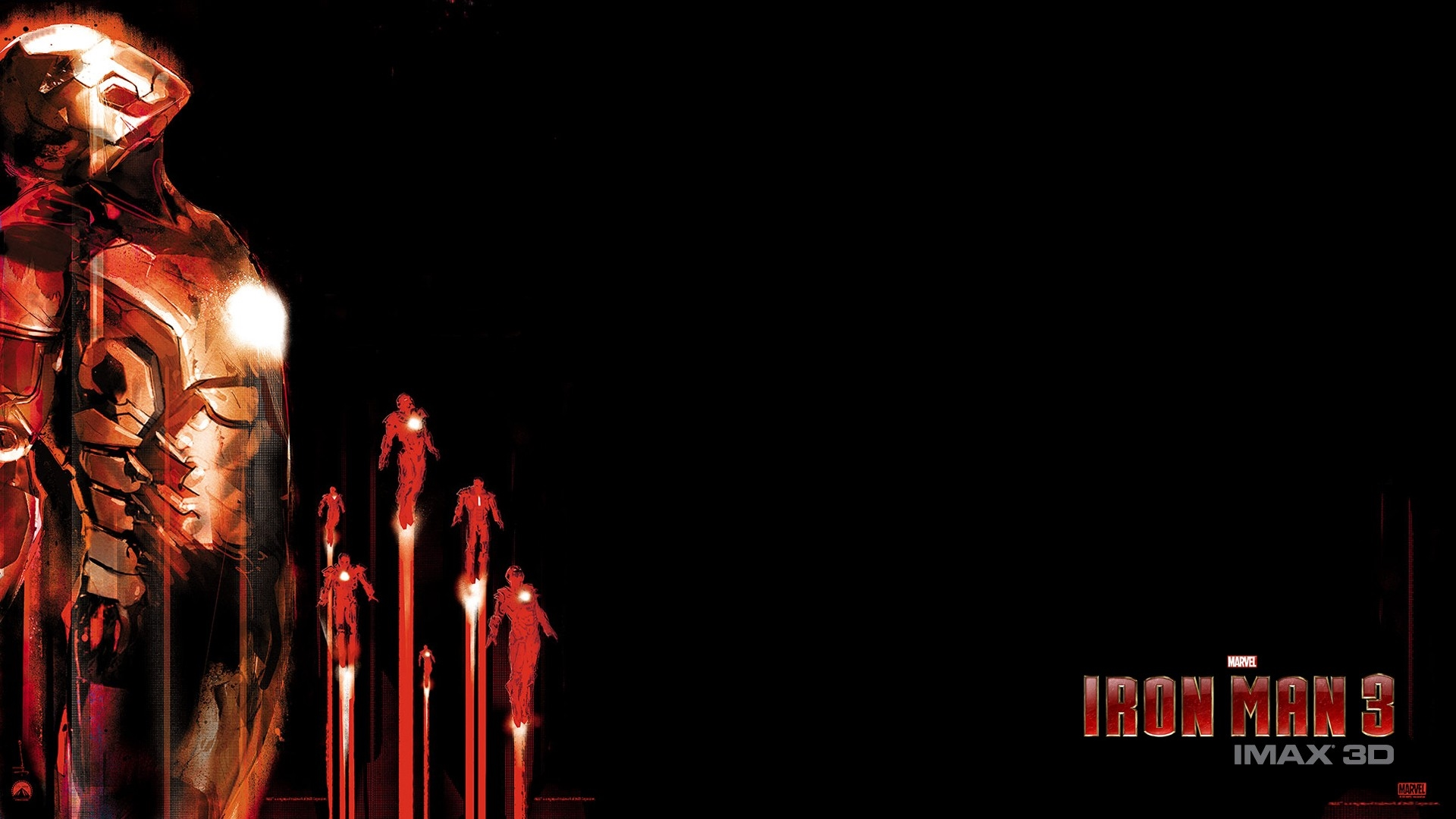 Iron Man HD Wallpapers and Backgrounds 1920x1080