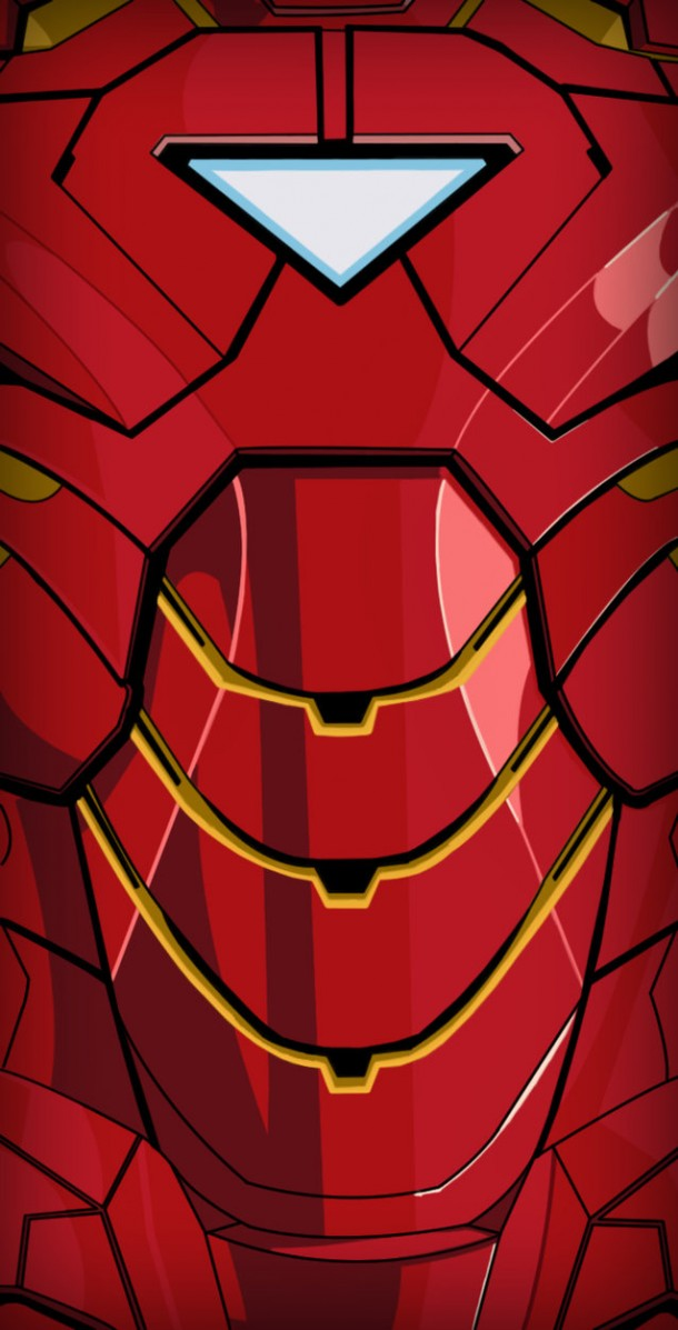 Iron Man  Android Wallpaper HD  Wallpaper  Pinterest  Iron man 610x1197