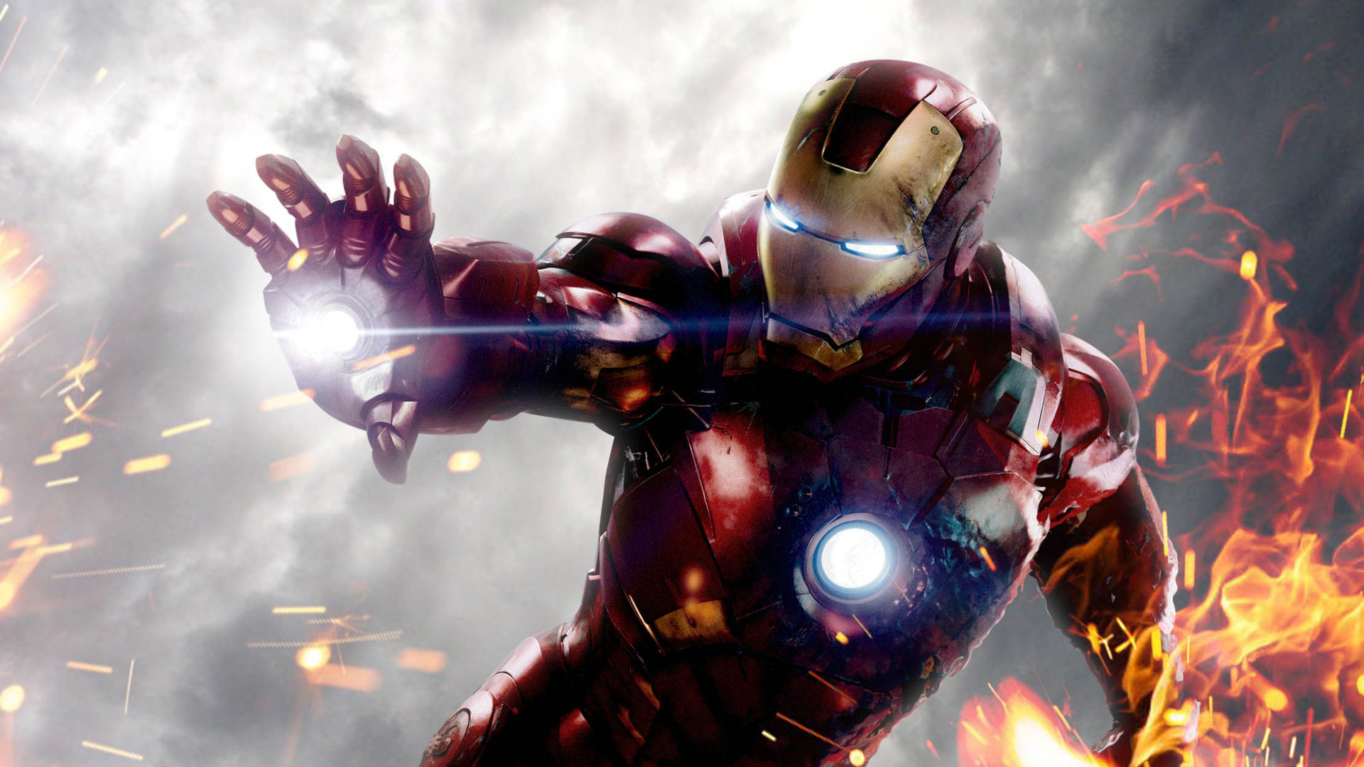 The Avengers Iron Man HD Wallpapers 1920x1080