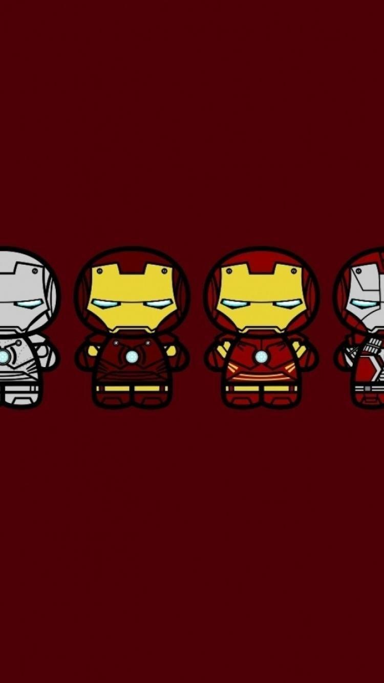 Iron Man Wallpaper Mobile Group