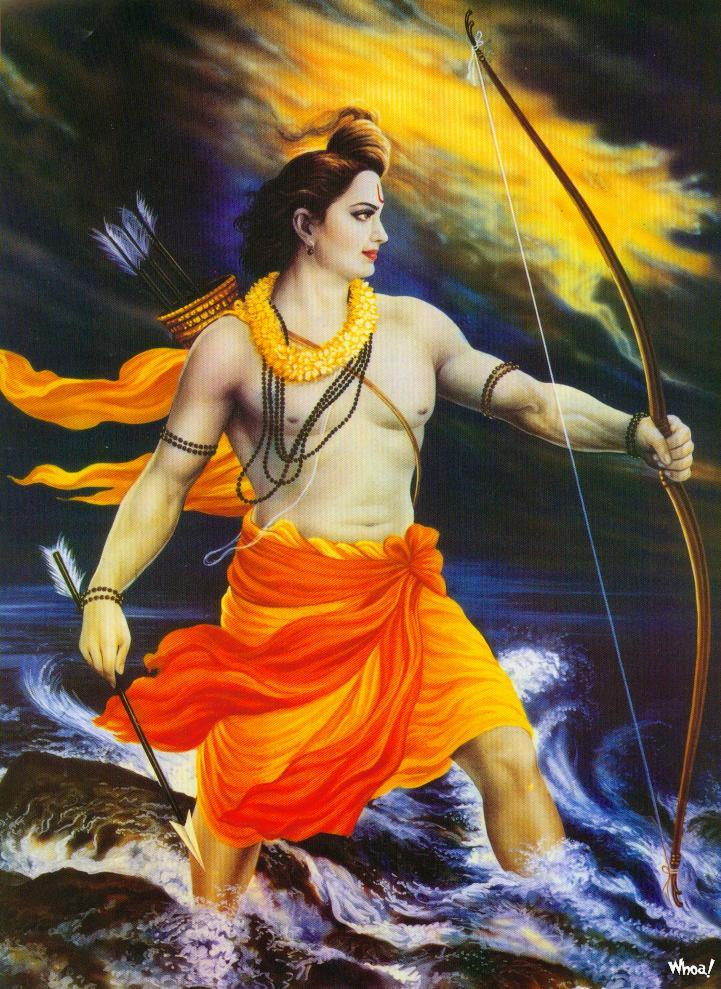 Jai Shri Ram Wallpapers For Free Download Daily Backgrounds