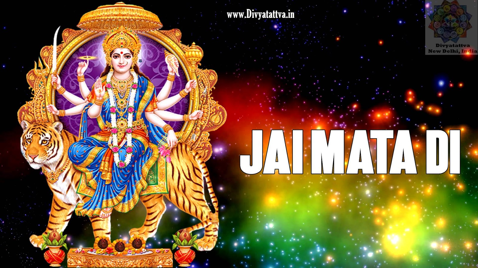 Fresh Jai Mata Di Wallpaper For Desktop Hd