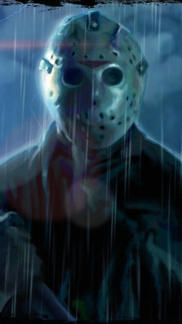 Download Jason Voorhees Crystal Lake Wallpaper Jason