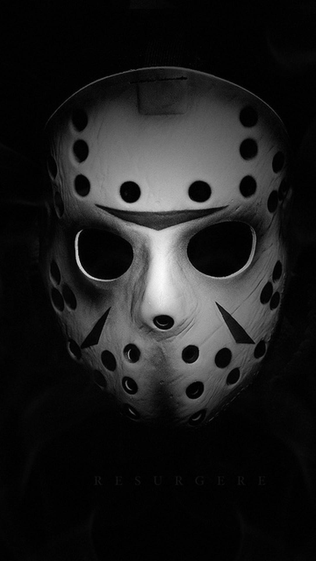 Jason Voorhees iPhone Wallpaper