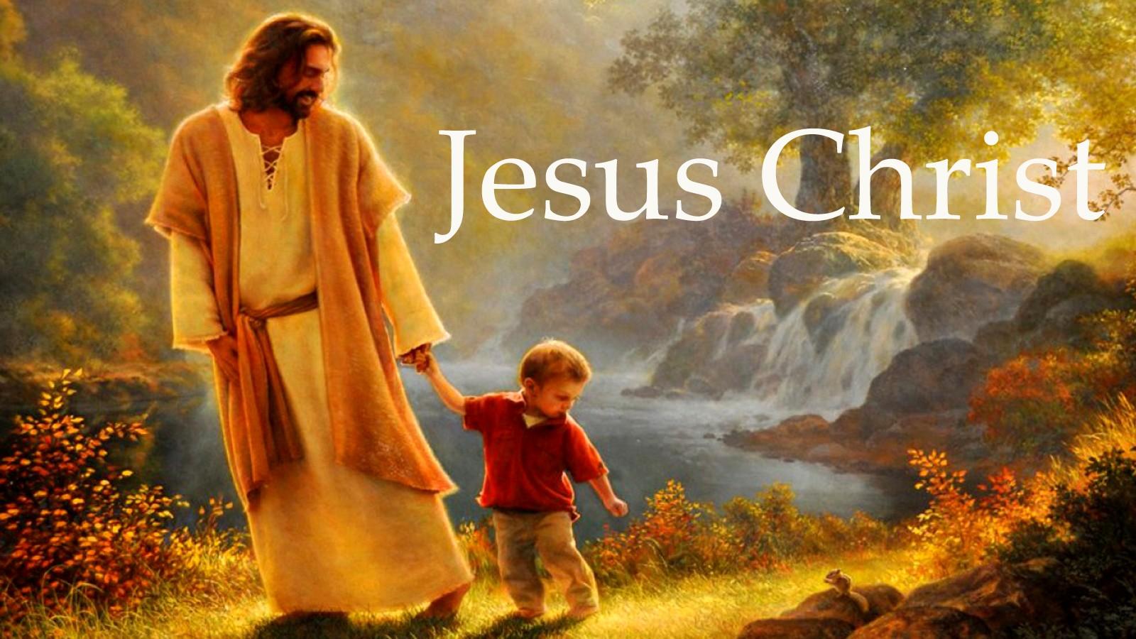 Jesus HD Wallpapers P 1600x900