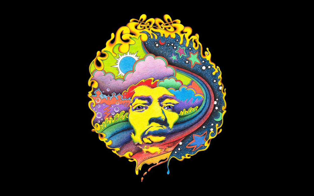 Jimi hendrix wallpaper background 1280x800 altavistaventures Choice Image