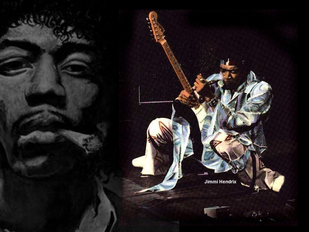 Music, Singer, Guitarist, Classic Blues, Hard Rock, Jimi 1024x768