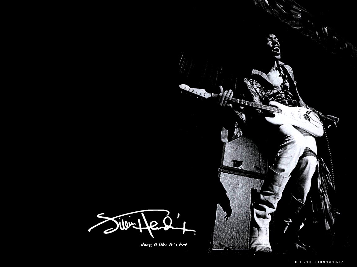 Jimi Hendrix Wallpaper  MV Blog Sharing 1152x864