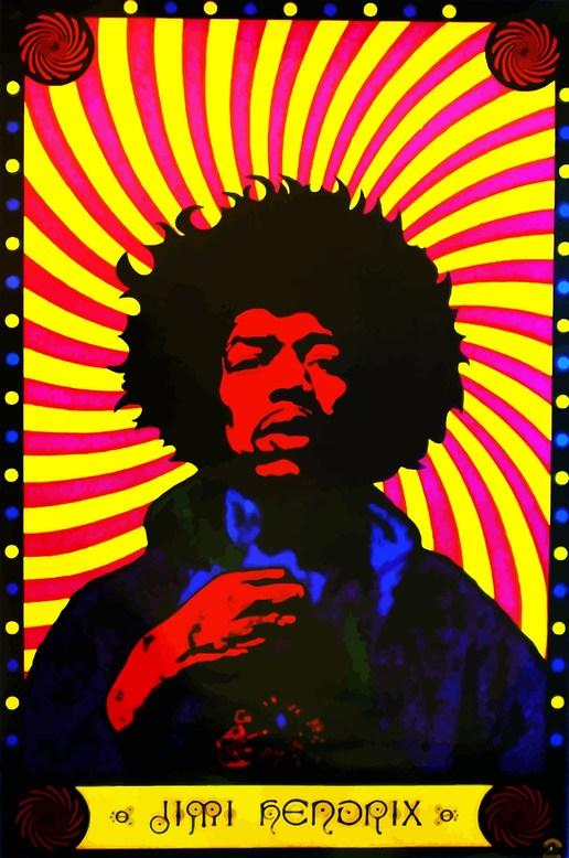 Best HD Jimi Hendrix Wallpapers FeelgrPH 516x778