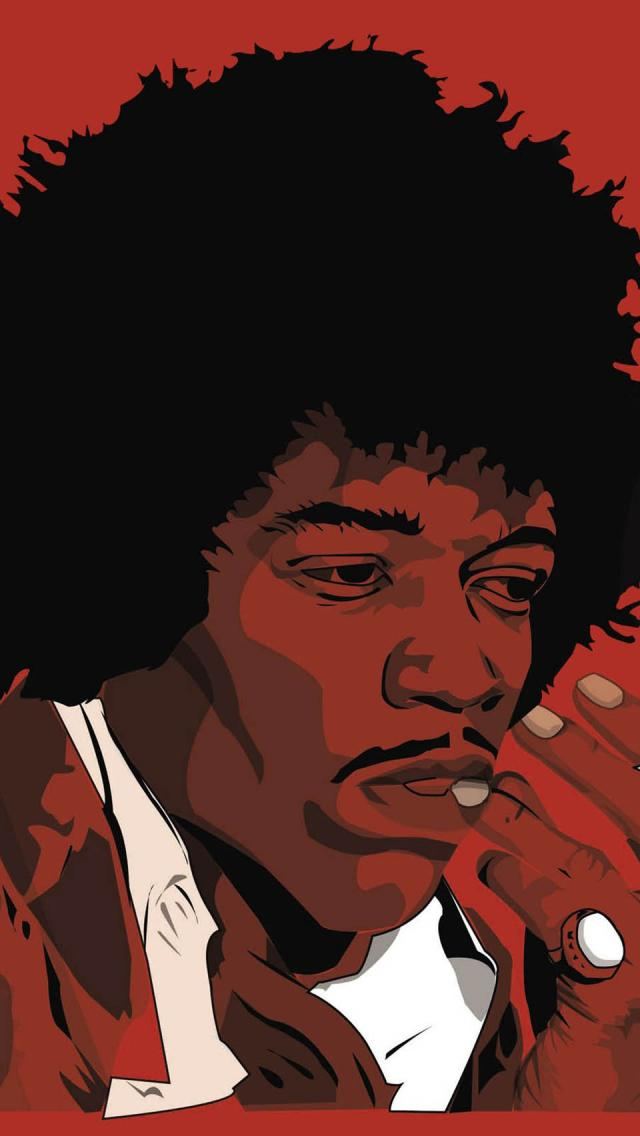 Hd jimi hendrix wallpapers and photos hd celebrities wallpapers 640x1136 altavistaventures Choice Image