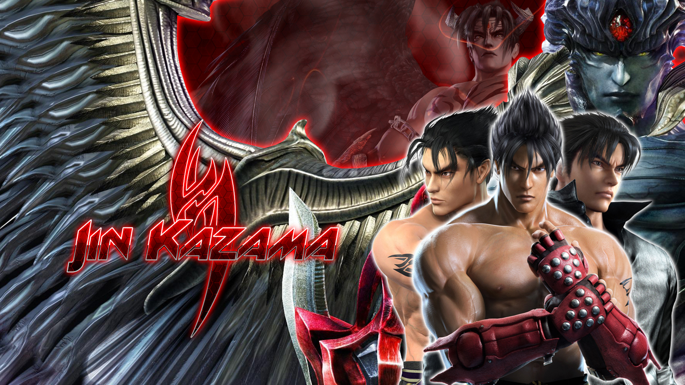 Jin Kazama Wallpaper Tekken Imagens Jin Kazama Hd Wallpaper And
