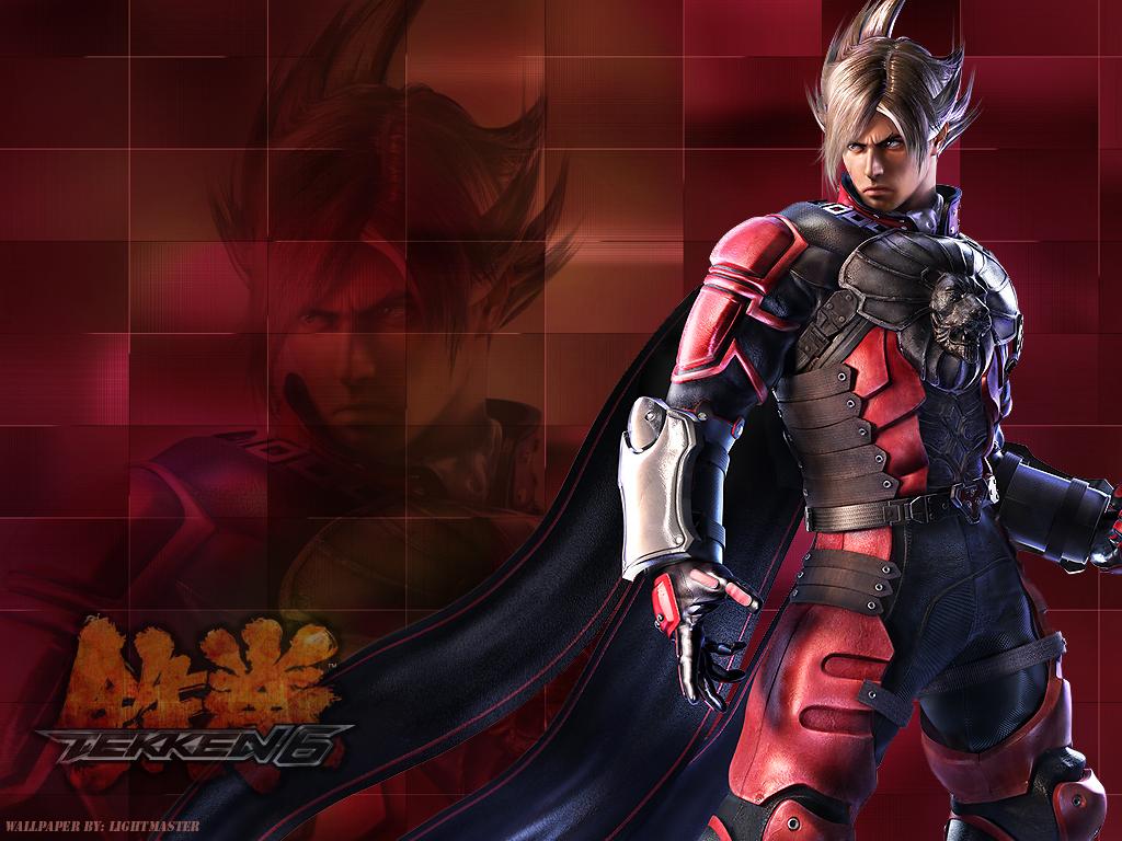 Devil Jin Wallpaper 1024x768