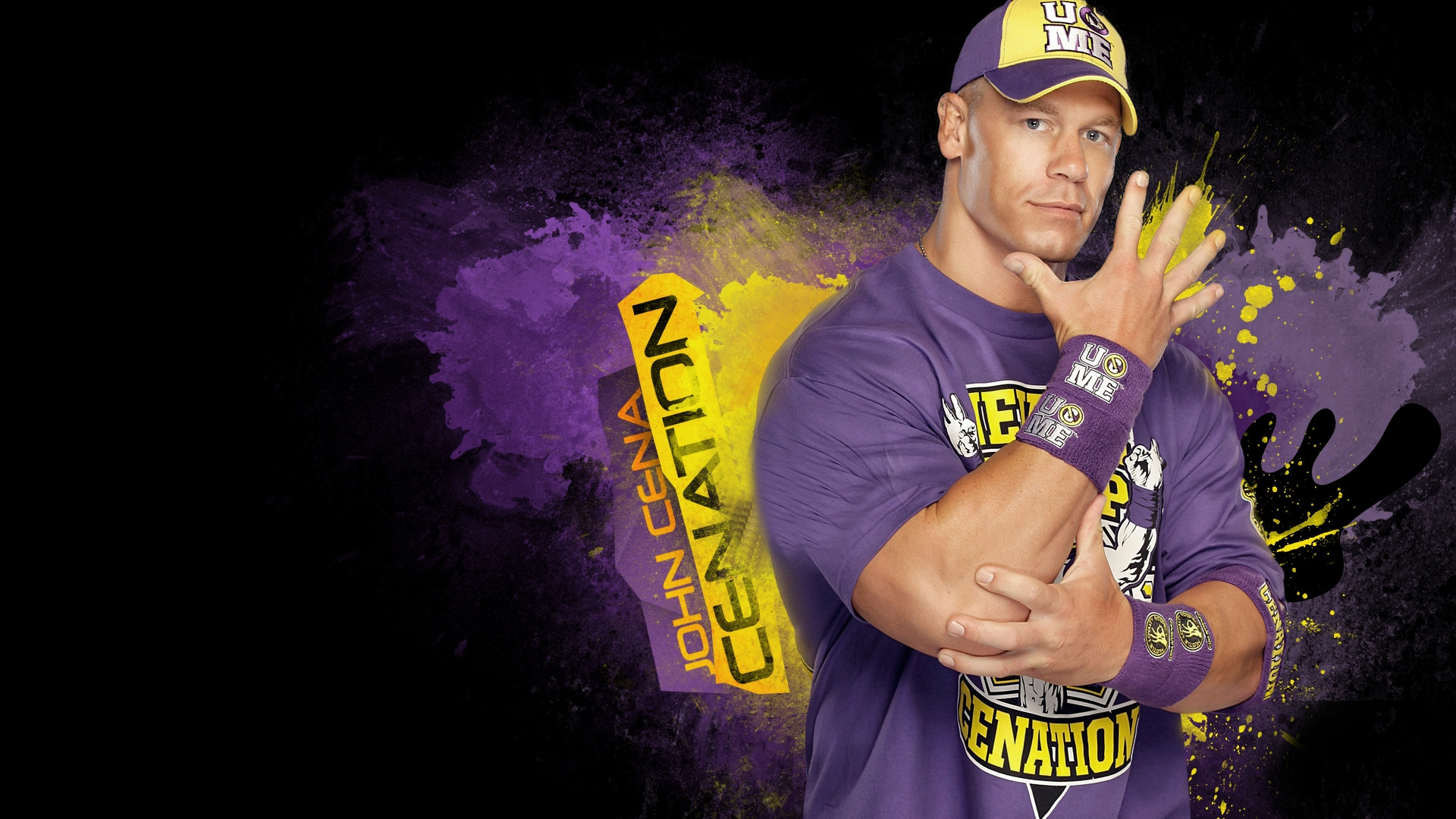 John Cena WWe Superstar Wallpaper HD Download 1920x1080