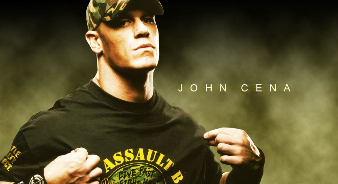 John Cena Hd Wallpapers Free Download  WWE HD WALLPAPER FREE DOWNLOAD 1099x598