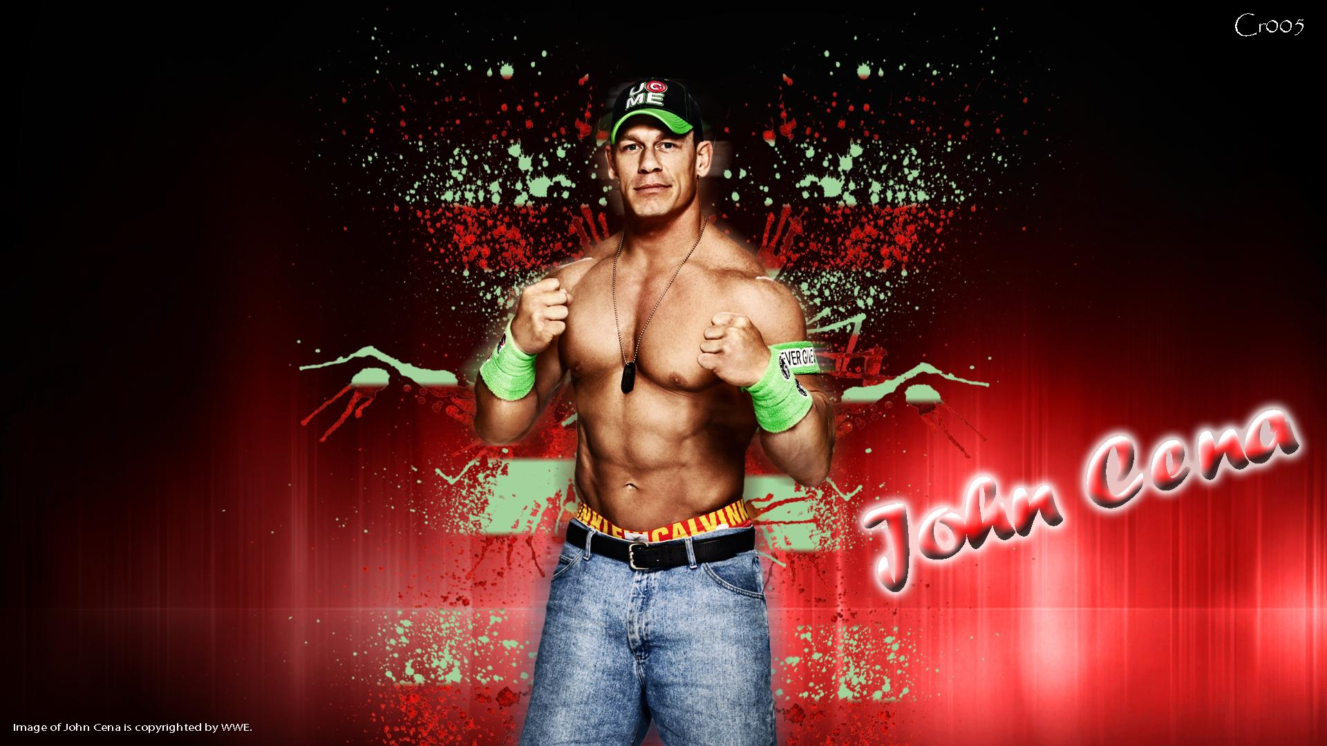 WWE Wallpapers Free John Cena   1920x1080